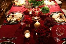 Table decorations by KM Events / Table decorations