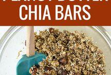Healthy Bars & Snacks
