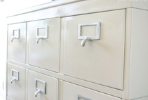 File Cabinet Solution / by Kara Kriegshauser
