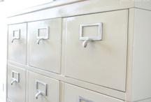 File Cabinet Solution / by Kara Kriegshauser