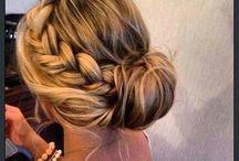 Haarfrisuren ❤️ INSPIRATION / Ideen für lange Haare
