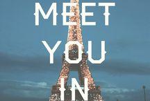 Paris bonjour!