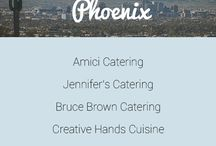 Top 5 Caterers/Event Professionals