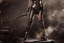 Superheroes females