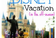 Disney World / Planning for a Disneyworld Vacation