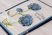 Field of Flowers/tissue paper design