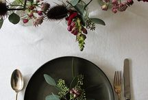 table scape /