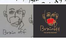 cafe/pub logo