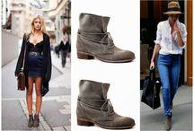 2014 Boot & Coat Season / by Vetti Labelle