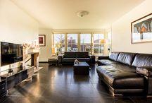 Woonkamer inspiratie / De vloeren van 'van den Heuvel & van Duuren kunnen als geen ander sfeer brengen in uw woonkamer. Laat u adviseren over de diverse natuursteen en keramische tegels. Daarnaast kunnen wij ook het legwerk verzorgen.