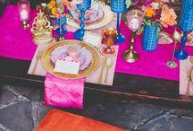 Eastern / Moroccan Inspired Wedding