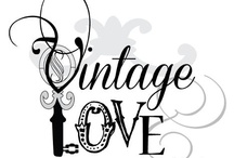 Vintage Love  / by Funkyfinds Boutiqueco
