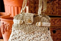 Crochet Bags / by 🐾🌸🌸 🐱 Beth Ann 🐱 🌸🌸🐾