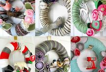 Wreaths  / by Lyndsey