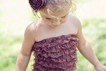 Kid's beachwear