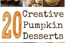 Pumpkin recepies