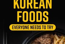 korean foods to ATTEMPT to make