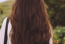 Brown hair <3