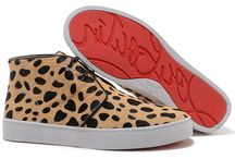 Louboutin's snerkers time