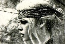 Hippie style 60's