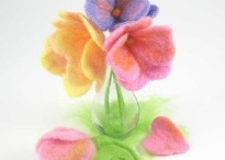 Felt ... Flowers / by Chevy