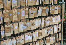 craft fair ideas/display / by Wendy VandeBogart