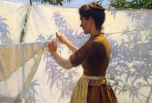 Painting | Charles Courtney Curran