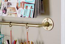 Craft/Vanity Room / by Kellsey Smitherman