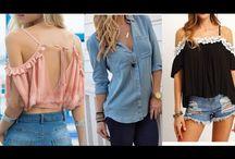 catálogo blusas