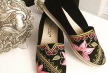 My Shoe prints