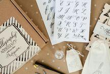 F O N T S & Calligraphy