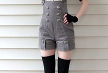 FASHION - Steampunk - Military - Pirate Lolita / everything around steampunk, military and pirate lolita stuffs.