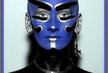 hair&makeup / by Stav Monskey