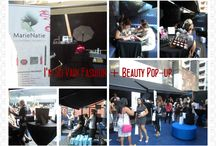Beauty Events / Private beauty events around the city