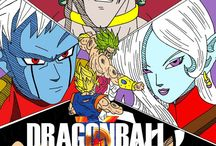 Super Dragon Ball Xenoverse Manga