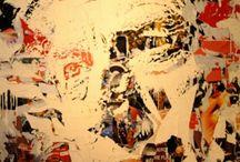Vhils Alexandre Farto / Street Artist Portugal Vhils Alexandre Farto  / by Upper Playground
