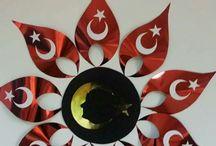 Bayrak Atatürk