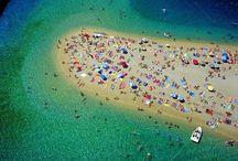 island Brač Crovatia