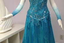 Frozen Costume / Outfit for Janie for talent show.