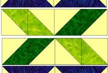 Quilt Patterns / by Sharon Cumings