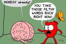 brain and heart <3
