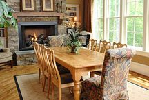 Dining Room Ideas / by Jen Quiring