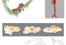 АФРИКА рисунки