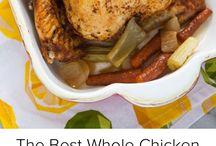 Chicken / Recipes