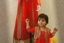 tenue indienne