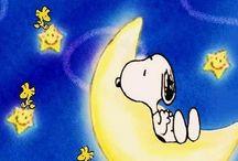 Snoopy & Peanut Gang