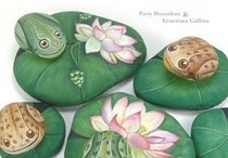 lily pad rocks