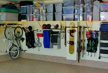 OCD / Organization. Home, car, office, purse, groceries etc.