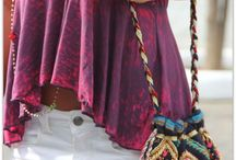 Boho Style / Boho and gypsy style outfits for every season