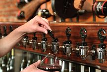 Wine/cocktail bar